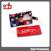 2015 low price business card usb flash drive for promotion advertising