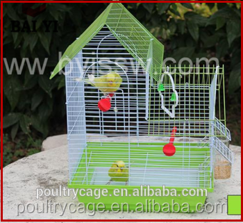 Make Chinese Wooden Bird Cage and Waterproof Bird Cage Cover