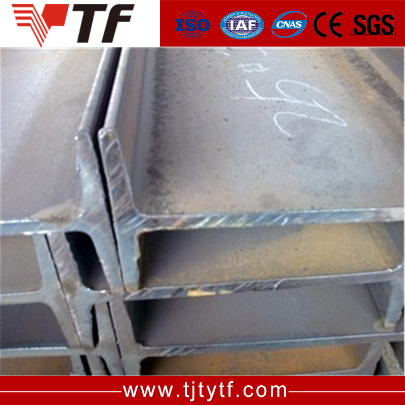 ASTM Standard steel hot rolled galvanized steel i beam furniture