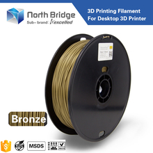 Kexcelled extruding plastic modling type 1.75mm pla filament 1kg