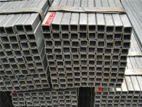 Standard steel pipe dimensions galvanized steel hollow sections