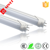 Popular hotsell high lumen young tube 18w t8 led red tube xxx8 led