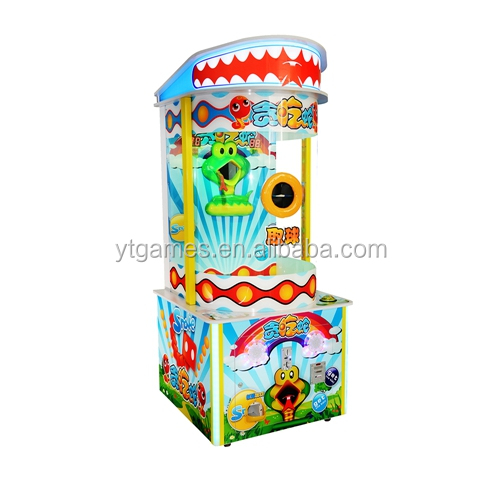 Greedy snake redemption machine amusement coin operated games for sale