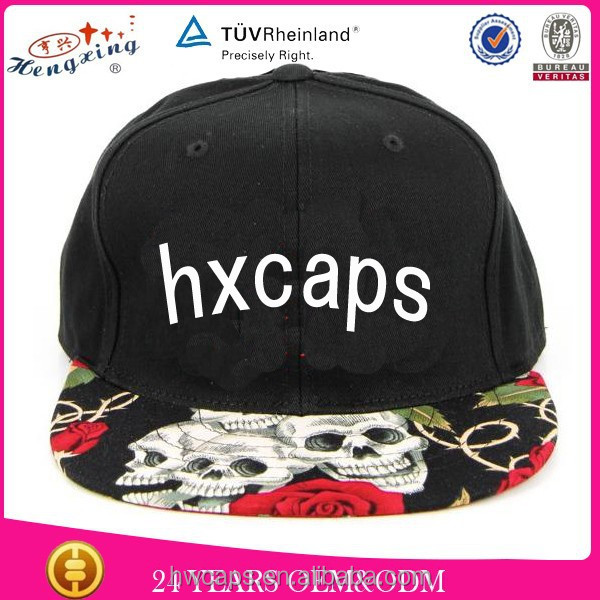 Cheap Custom Flat Bill Snapback Caps/Design Your Own Embroidery Snapback Cap/Fashion Mens Stylish Snapback Hat