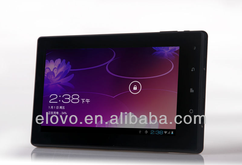 Cjinese 7 inch Android touch screen 3G Mid manufacturer in Shenzhen