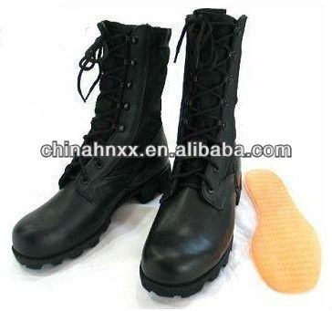 spike protective military jungle boots