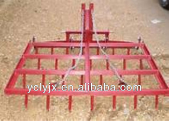 drawn drag harrow for tractor