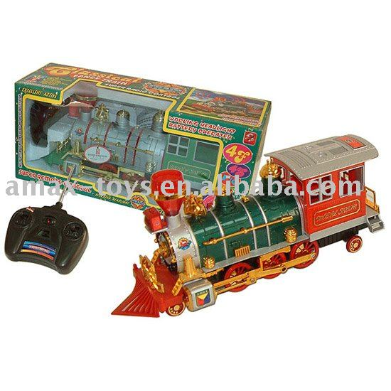 rct-999 RC railway luxury train