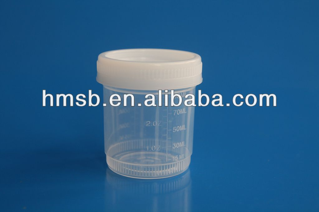 3oz specimen container(wide mouth)