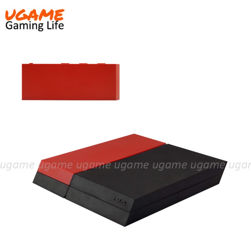 for PS4 Video Game for Playstation 4 HDD Hard Bay Cover 4 Colors
