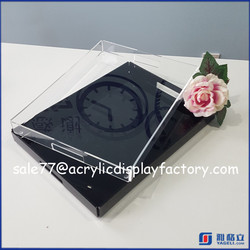 Acrylic Tray designed by Yageli, serving tray displays