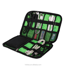 Travel Insert Portable Organizer System Kit Case Storage Bag For Digital Gadget Devices USB Cable Earphone Pen
