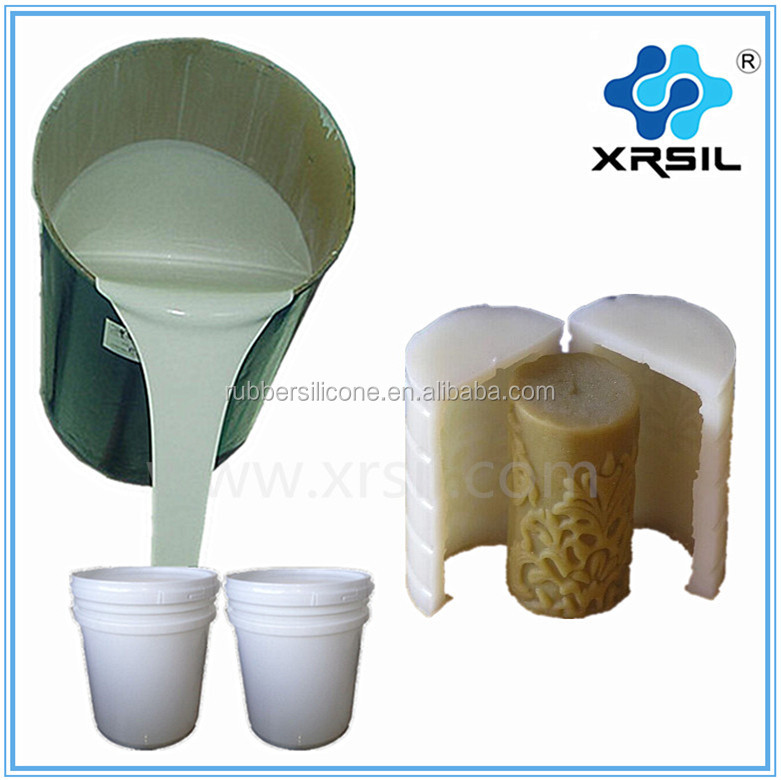 Liquid silicon rubber rtv-2 for making wax molds