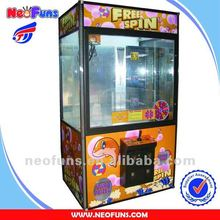 Free Spin 42-inch claw crane machine on sale