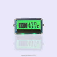 BW-TH01 12V battery level indicator car battery charge indicator for lead acid/lithium battery