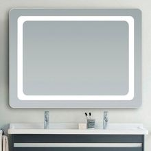 Bathroom design IP44 led illuminated bath mirror