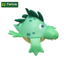 High quality neoprene water animal toys inflatable floating big fish for kids in pool