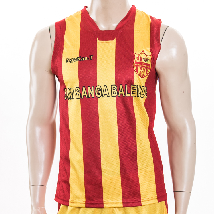Dye Sublimated hot sale soccer jersey no brand