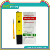 I067 Pen-type water tester hydroponic ATC ph meter