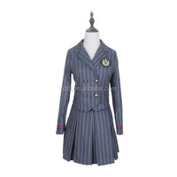 High quality formal school uniform design