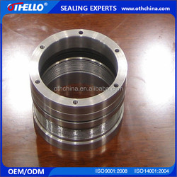 Rotary Shaft Seal Welded Metal Bellow Mechanical Seals