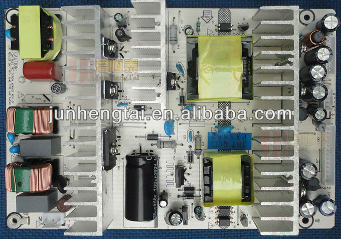 180W lcd power supply board for universal tv
