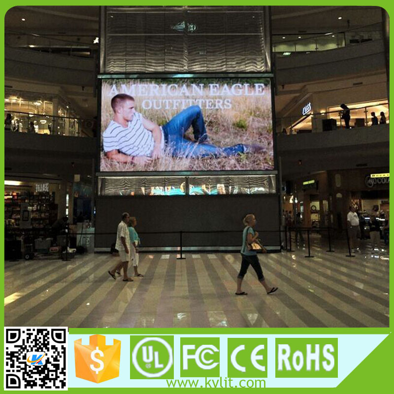 P6 indoor led advertising screen latest inventions electronic price display