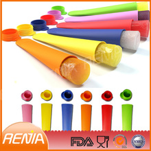 RENJIA silicone ice lolly maker,silicone ice lattice,silicone ice lolly