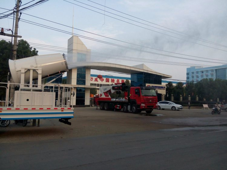 Dongfeng 20m3 6x4 water spray tank truck for sale