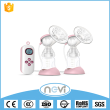 Hot Sale Safety Electric Dual Breast Suction Breast Sucking For Mom