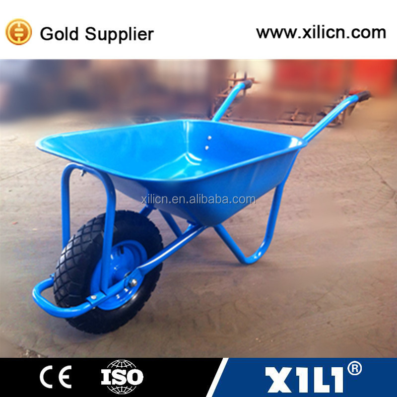 Qingdao hot selling low price industrial wheel barrow WB5009