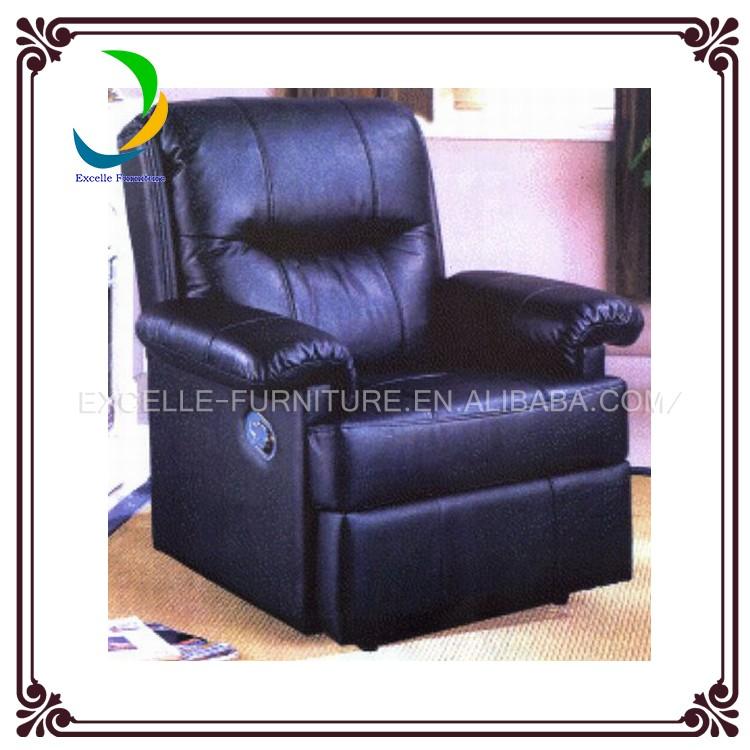 Leather Pellissima Recliner Sofa Small Manual Recliner