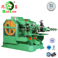 Rivet And Screw Making Machine For