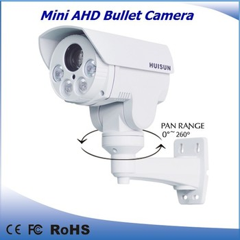 Cheap rotating CCTV surveillance camera 1080p AHD camera PTZ style