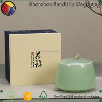 Luxury Packaging Paper Tea Box Gift