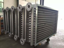 New condition Stainless steel Fin Tube Heat Exchanger and Radiator for Cloth Stenter Machines