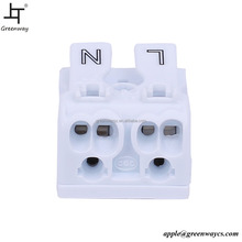 Hot Sale Quick Connect Power Wire Joint Connector with 2 Pin