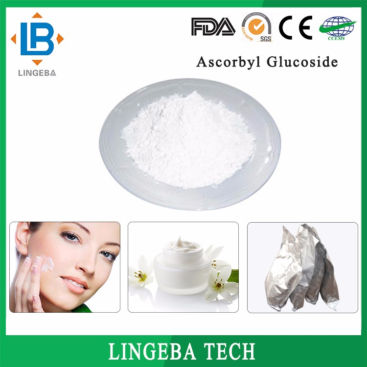 Factory Supply 100% Pure Ascorbyl Glucoside