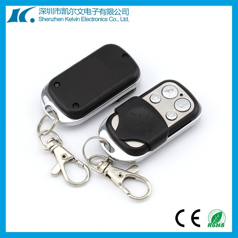 4 buttons Adjustable frequency 260-450mhz frequency control KL180-4KT