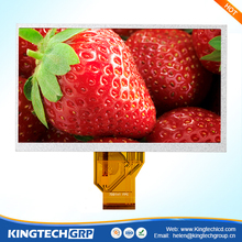 7 inch color tft indoor touch display lcd screen advertising outdoor