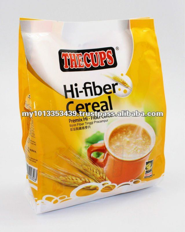 Instant Malted Cereal with Brown Rice Powder - Hi Fibre Cereal