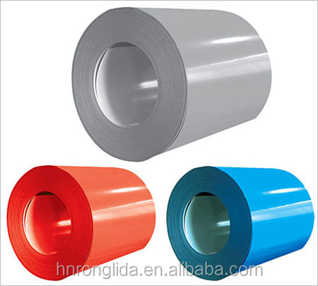 PPGI PPGLcolor coated pregalvanized steel coil/sheet corrugated roofing sheet