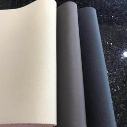 Dongguan pvc pu leather fabric material for sofa car seat covers
