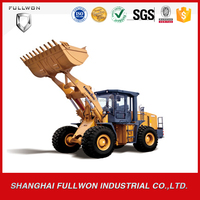 New tractor mini wheel loader with cheap price for sale