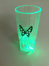 2016 new arrivals personalized Flashing LED Bar Glasses