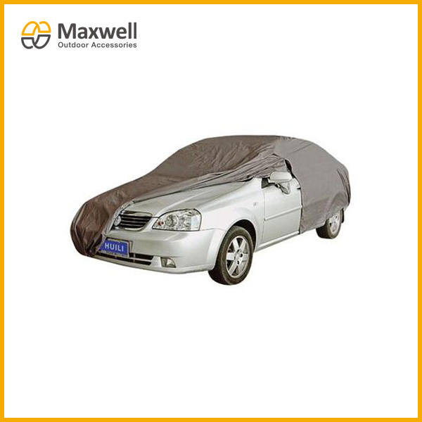 Brown Color Dirt and Dust Protection Non-Woven Storage Car Cover