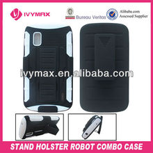 cell phone accessory for LG E960 nexus 4 holster case