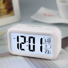 Office home Decorative Items Led Digital Lcd Alarm Clock