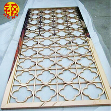 Stainless steel decorative buy laser cut screen decorative metal 2d screen decoration wall art