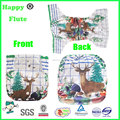 happy flute digital position print nappies reusable washable baby pocket cloth diaper